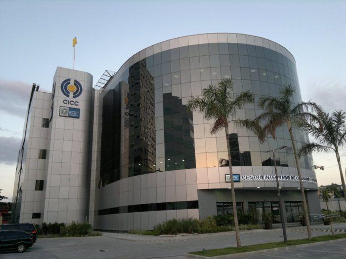 CICC - Centro Integrado de Comando e Controle da Polícia
