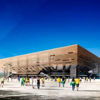 Arena De Handball da Olimpíada