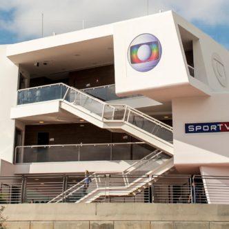Estúdio da Rede Globo para Cobertura dos Jogos Olímpicos