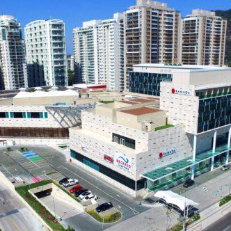 Shopping Recreio e Hotel Ramada - Barra