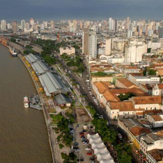 Orla da Cidade De Belém - PA