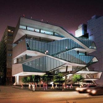 Museu da Imagem do Som – Copacabana
