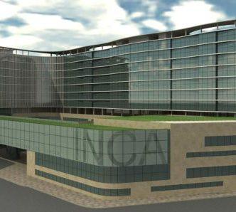 Novo Hospital do INCA, Praça da Cruz Vermelha – RJ